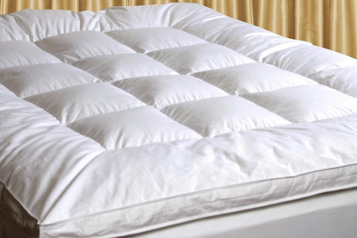 down alternative mattress topper BeddingThing down alternative mattress topper